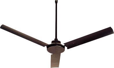 Winterwarm Rendovent circulatieventilator plafond, staal, zwart, (hxbxd) 700x1400x1400mm, waaierdiameter 1400mm, toerental 3001/min, opgenomen vermogen 0.075kW, luchthoeveelheid onbelast 13000m³/h, frequentie 50Hz, elektrische aansluiting aansluitklemmen, beschermingsgraad (IP) IP40,Bekijk alle ventilatie