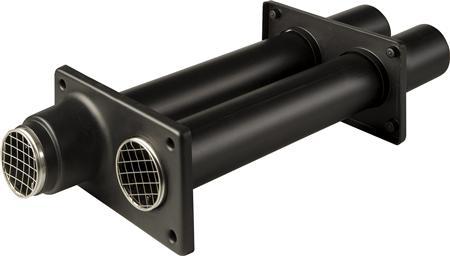Materiaal rookgasbuis: KunststofSysteemtype: ParallelDiameter parallel systeem: 80 / 80 mmDry (niet condenserend): JaTotale lengte: 600 mmMax. mediumtemperatuur (continu): 120CBekijk alle installatiematerialen verwarmingBekijk alle dak- en geveldoorvoeren