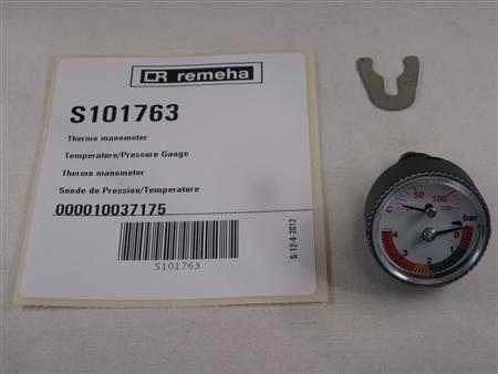 REME THERMO- MANOMETER