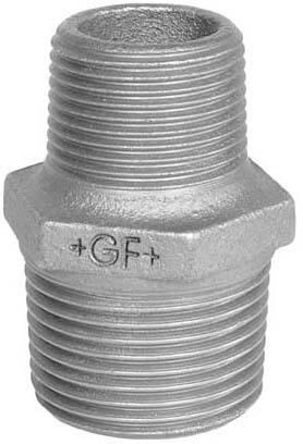 GF 245 VERLNIP 1 1/2X5/4 BUBU ZWART