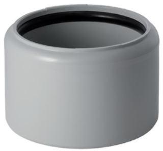 GEB PE OVERGANGSTUK V PVC MOF D 90/110