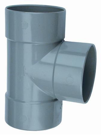 PVC T-STUK 110 90GR 3XMOF