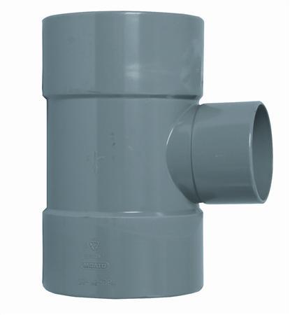 PVC T-STUK 75-40-75 90GR