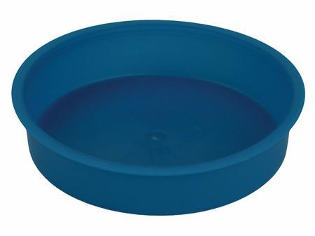 Wavin Wadal speciedeksel kunststof afvoerbuis, polyetheen (PE), blauw, geschikt voor buisdiameter 40mmBekijk alle buis en fittingen