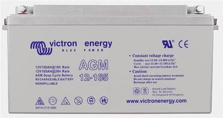 VICT 12V/165AH AGM DEEP CYCLE BATT
