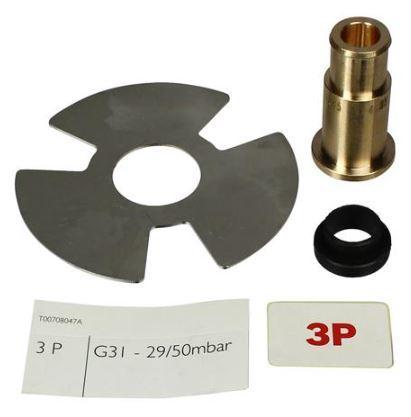 NEFIT GASOMBOUWSET 3P/G31